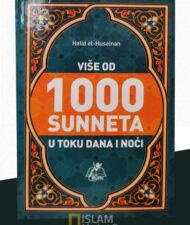 Više od 1000 sunneta u toku dana i noći