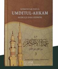 Komentar djela Umdetul-Ahkam 3.tom