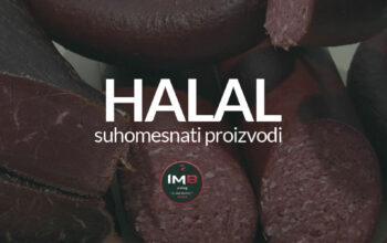 Halal suhomesnati proizvodi