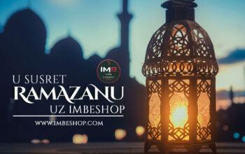 U susret Ramazanu uz IMB e-shop