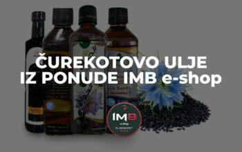 Čurekotovo ulje iz ponude IMB e-shop