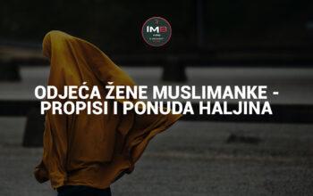 Odjeća žene muslimanke
